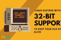 14 种可以在古老的 32 位计算机上使用的 Linux 发行版