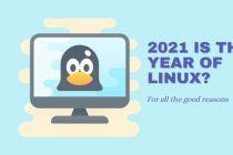 为什么在 2021 年我仍然推荐你使用 Linux