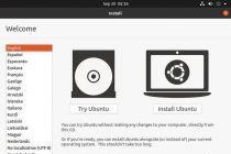 在vmware搭建好的虚拟机上安装正式版ubuntu linux系统