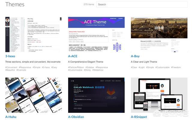 程序员如何搭建一个简洁漂亮实用的个人博客?  程序员 搭建 简洁 漂亮 实用 第1张