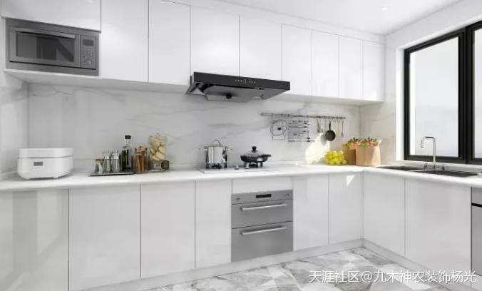 五种开放式厨房搭配技巧  centos技巧 第1张