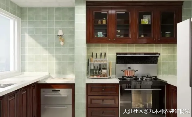 五种开放式厨房搭配技巧  centos技巧 第4张