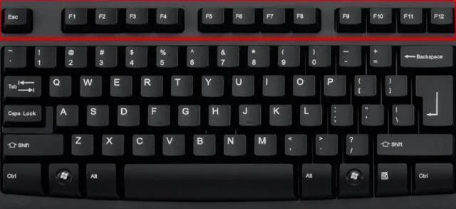 电脑的基本按键功能有哪些?  操作系统 第2张