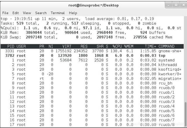 Linux的常用命令  linux常用命令 第9张