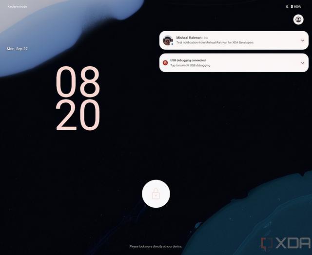 Android 12.1更新,这次为了折叠屏而来  安卓12 第4张