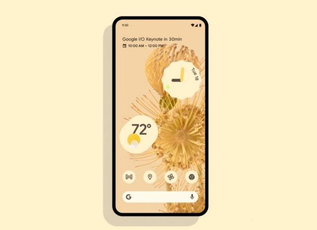 历代变化最大的 Android 12 来啦!设计界面大翻新、新功能报给你知  安卓12 第2张