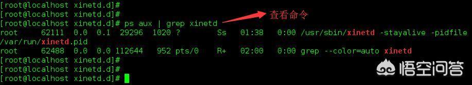 Win10如何用Telnet命令连接redhat linux?  RedHat linux 第5张