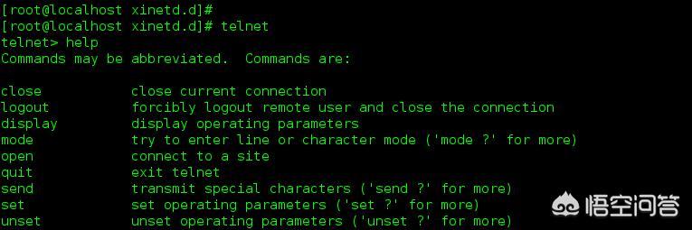 Win10如何用Telnet命令连接redhat linux?  RedHat linux 第6张