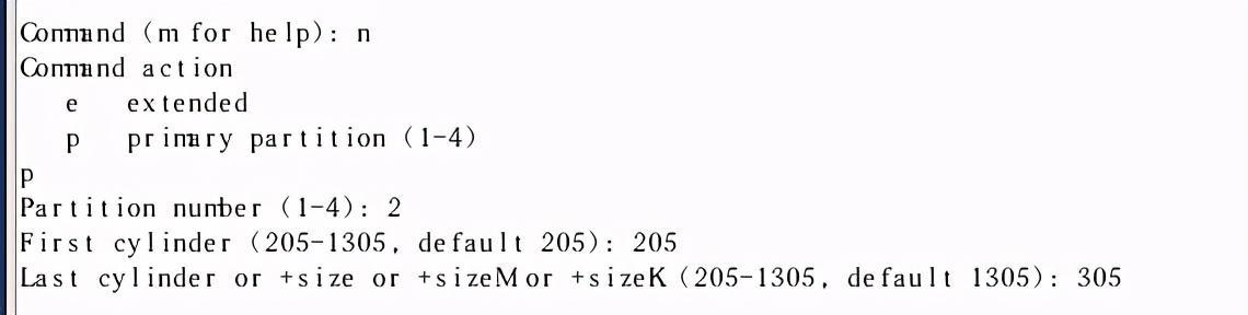 Red Hat Linux硬盘分区教程  RedHat linux 第15张
