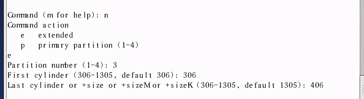 Red Hat Linux硬盘分区教程  RedHat linux 第16张