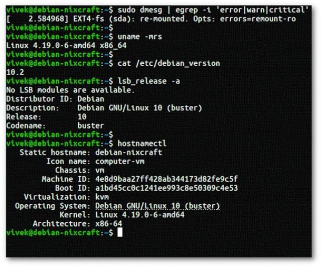 "「图」Debian GNU / Linux 10.2""Buster""发布 引入共计115项改进  Debian linux 第2张"