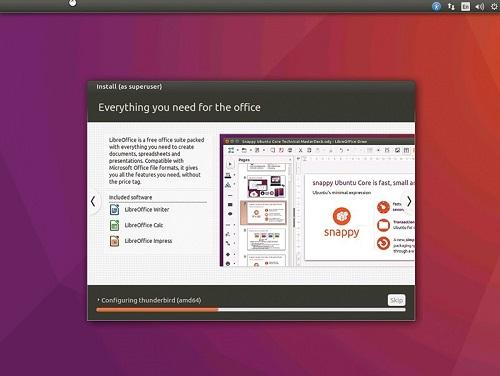 Ubuntu Linux 的不同安装类型:服务器 vs 桌面  linux 第4张