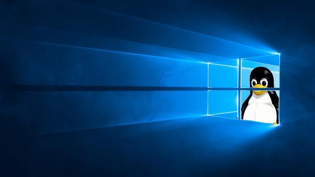 微软帮我在Windows 10电脑上安装了Ubuntu  Ubuntu linux 第1张