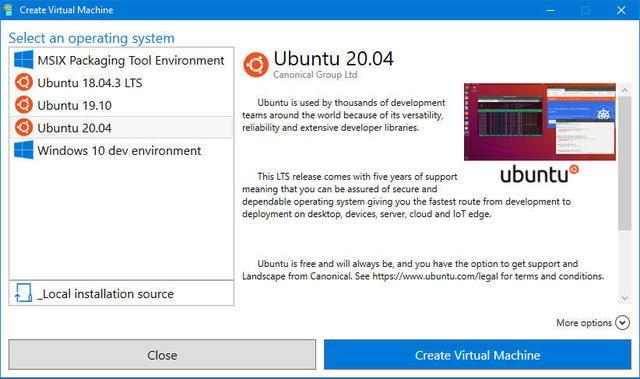 微软帮我在Windows 10电脑上安装了Ubuntu  Ubuntu linux 第2张