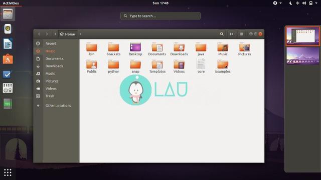 对比 Ubuntu 18.04 和 Fedora 28  linux 第3张