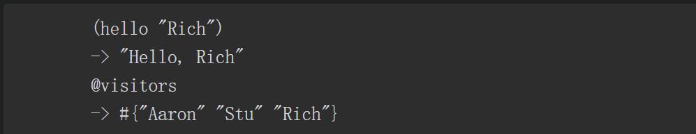 Clojure编程快速入门  Clojure 第22张