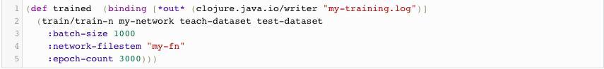 你有想过使用Clojure和Cortex进行机器学习么?  Clojure 第11张