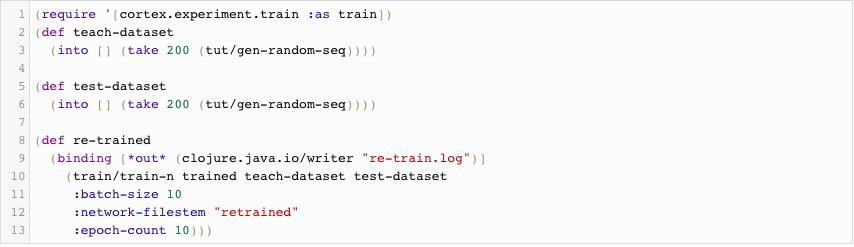 你有想过使用Clojure和Cortex进行机器学习么?  Clojure 第29张