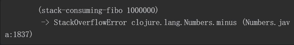 Clojure怎样偷个懒  Clojure 第3张