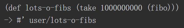 Clojure怎样偷个懒  Clojure 第16张