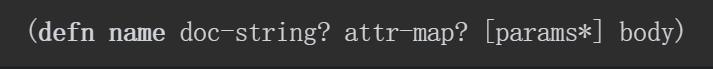 Clojure读取器宏和函数匿名函数  Clojure 第6张