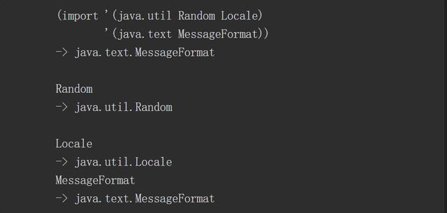 Clojure调用Java  Clojure 第9张