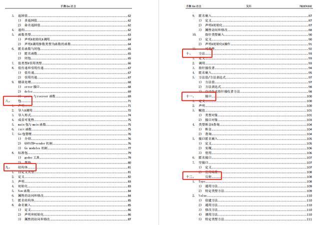 Go语言学习教程:219页入门到精通超详细,图文并茂一次教会你  Golang 第4张