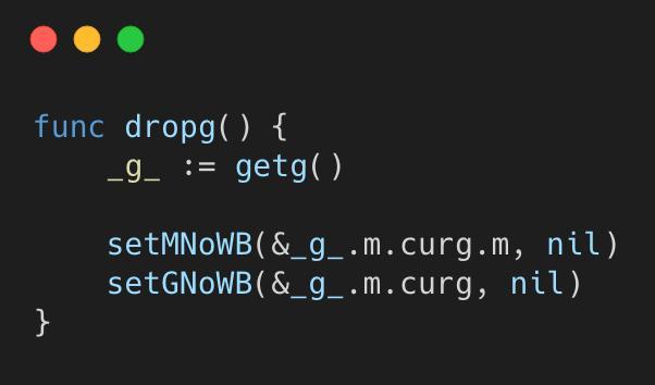 深度解密 Go 语言之基于信号的抢占式调度  Go语言 第16张
