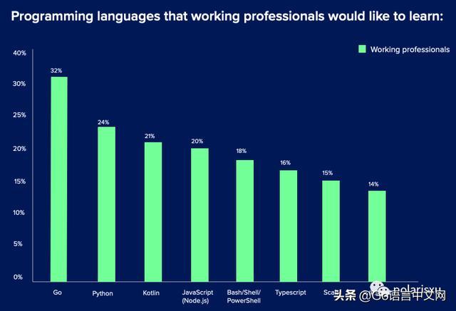 这个调查显示 Go 竟然是 2020 年最受欢迎的编程语言  Go语言 第3张