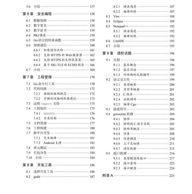 245页Go语言编程文档,从入门到进阶(PDF可下载)  Go语言 第6张