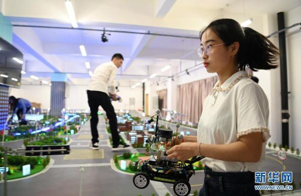 """新华全媒+丨频上""""热搜""""的人工智能专业 学什么?怎么学?  人工智能 第5张"""