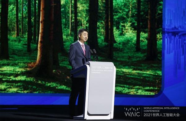 世界人工智能大会开幕式大咖云集,百度、腾讯、华为透露这些新布局  人工智能 第3张