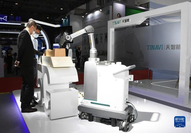 世界机器人大会|人工智能VS人类  人工智能 第4张