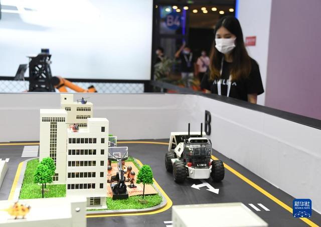 世界机器人大会|人工智能VS人类  人工智能 第6张